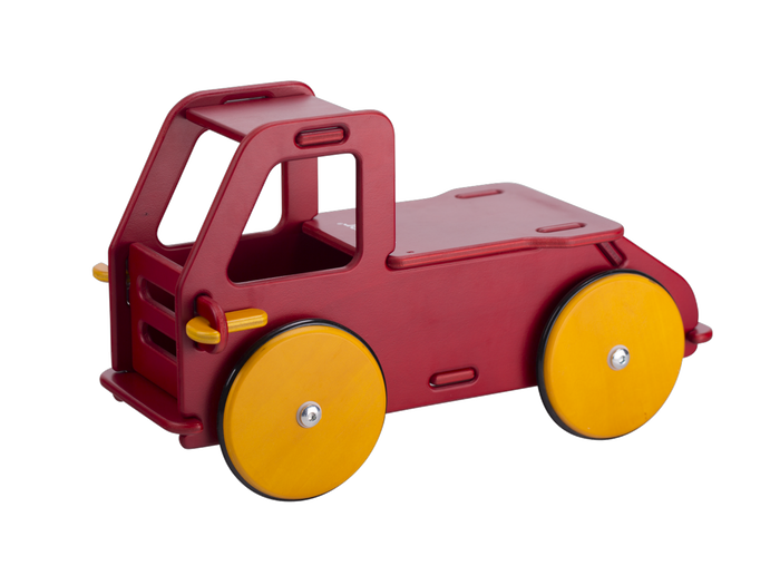 Moover Baby Truck (Red)