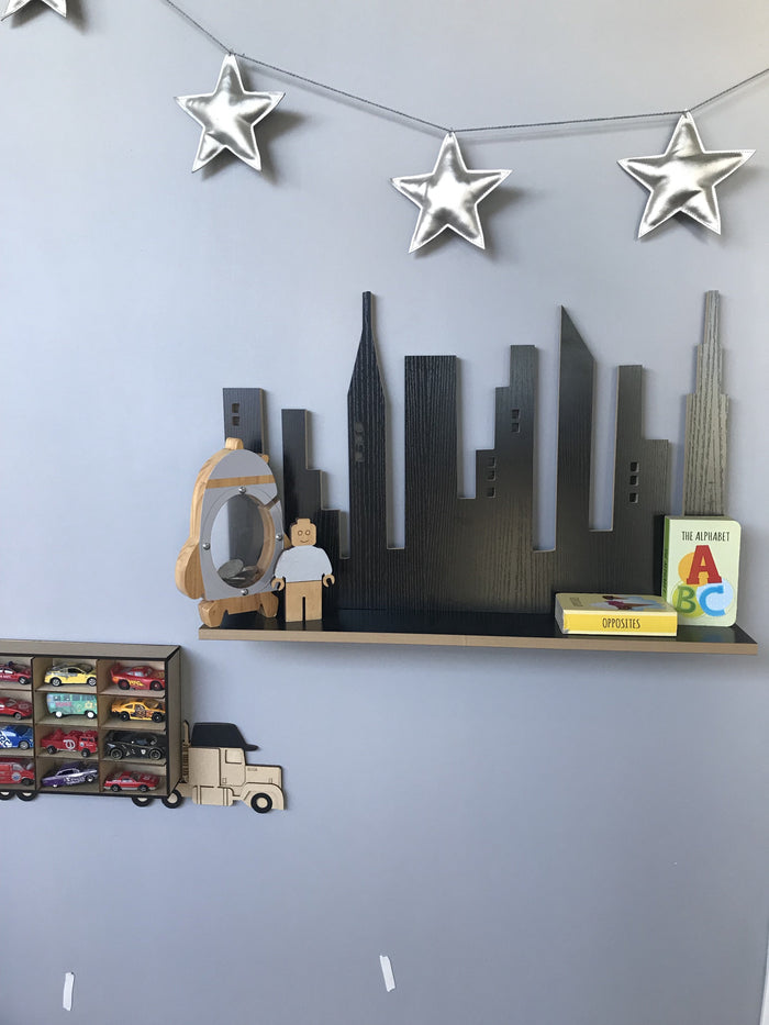 Devine Design City Shelf