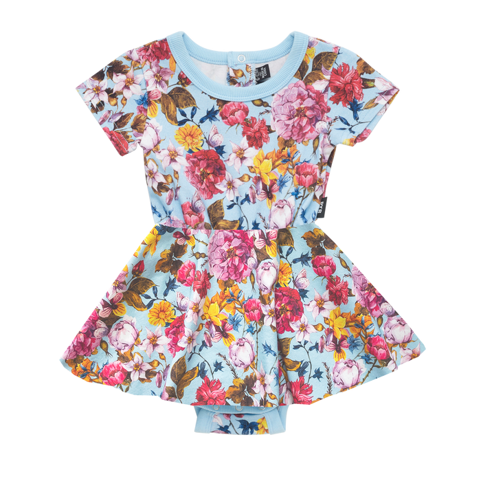 Rock Your Baby Nothing But Flowers - SS Sadie Waisted Dress