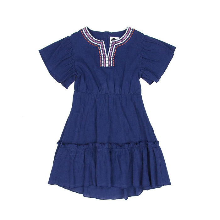Sudo Indiana Ruffle Dress