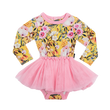 Rock Your Baby Sturt Pea L/S Circus Dress
