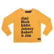 Rock Your Baby Rock Heroes L/S T-Shirt