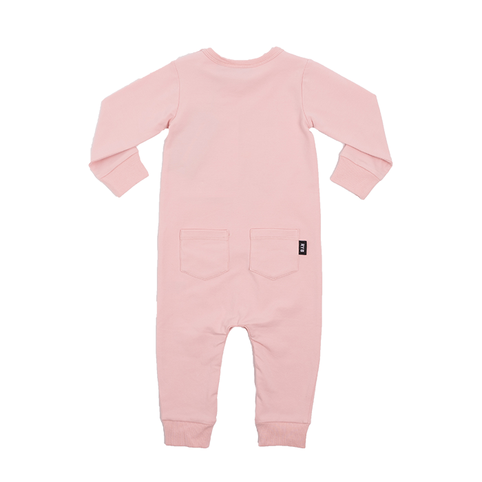 Rock Your Baby Shopping Day L/S Playsuit