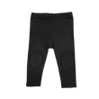 Rock Your Baby Knee Patch Tights (Black)