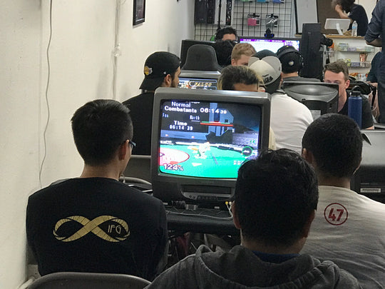 IFG at TheMetaShift esports Super Smash Melee tournament