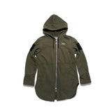 Infinite Hoodie Space Ranger Green