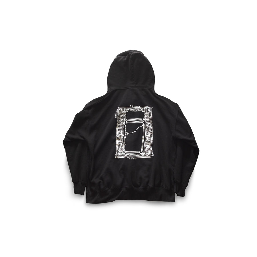 No Mana's Secret TOUR Hoodie
