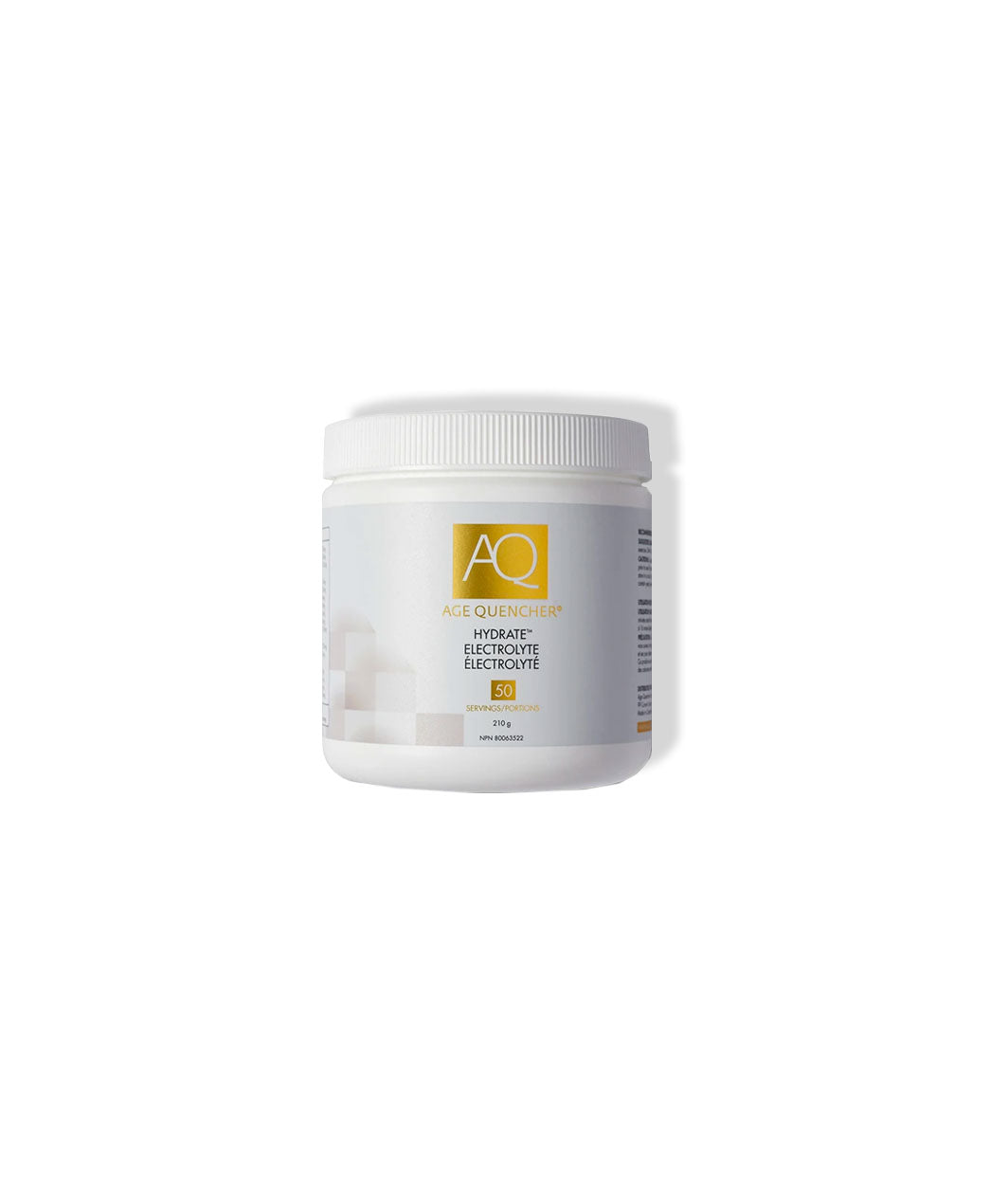 Hydrate Powder - LEMON LAINE - Energy Boosters - Age Quencher