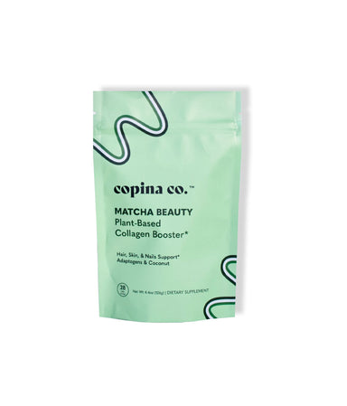Matcha Beauty Plant-Based Collagen Booster - LEMON LAINE - Proteins and Collagen - Copina Co