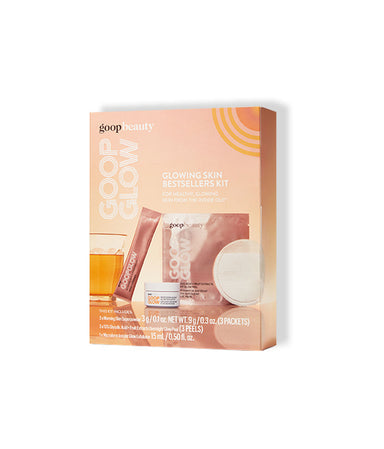 Glowing Skin Bestsellers Kit - LEMON LAINE - Kits - Goop