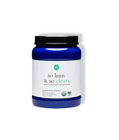 Organic Protein Powder, Vanilla - LEMON LAINE - Proteins & Collagen - Ora