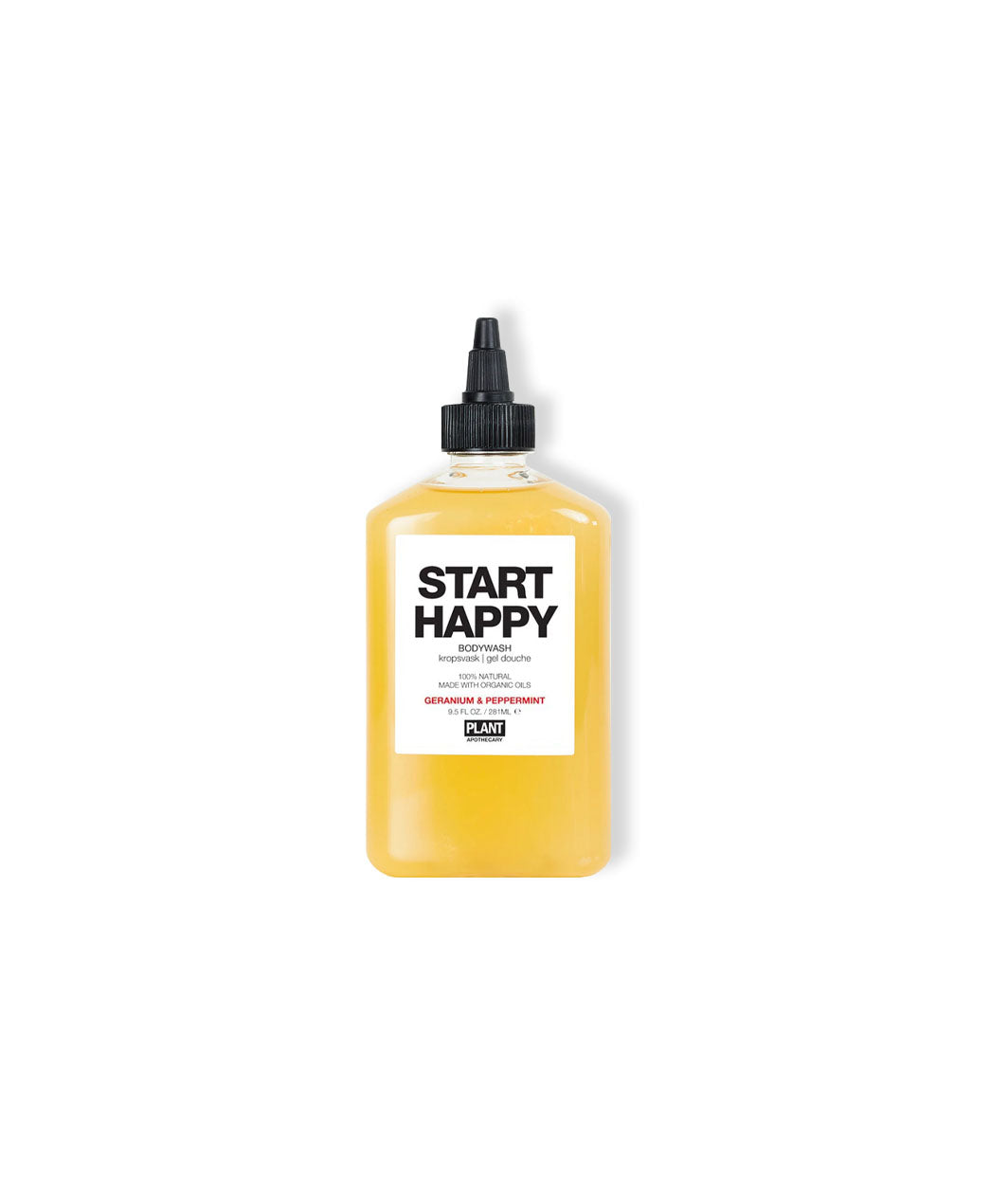Start Happy Body Wash