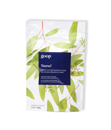 G Nurse Bath Soak - LEMON LAINE - Bath & Shower - Goop