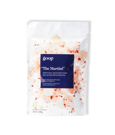 The Martini Bath Soak - LEMON LAINE - Bath & Shower - Goop