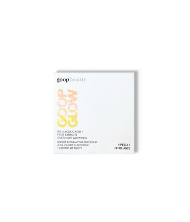 15% Glycolic Acid Overnight Glow Peel, 4 pack - LEMON LAINE - Mask - Goop