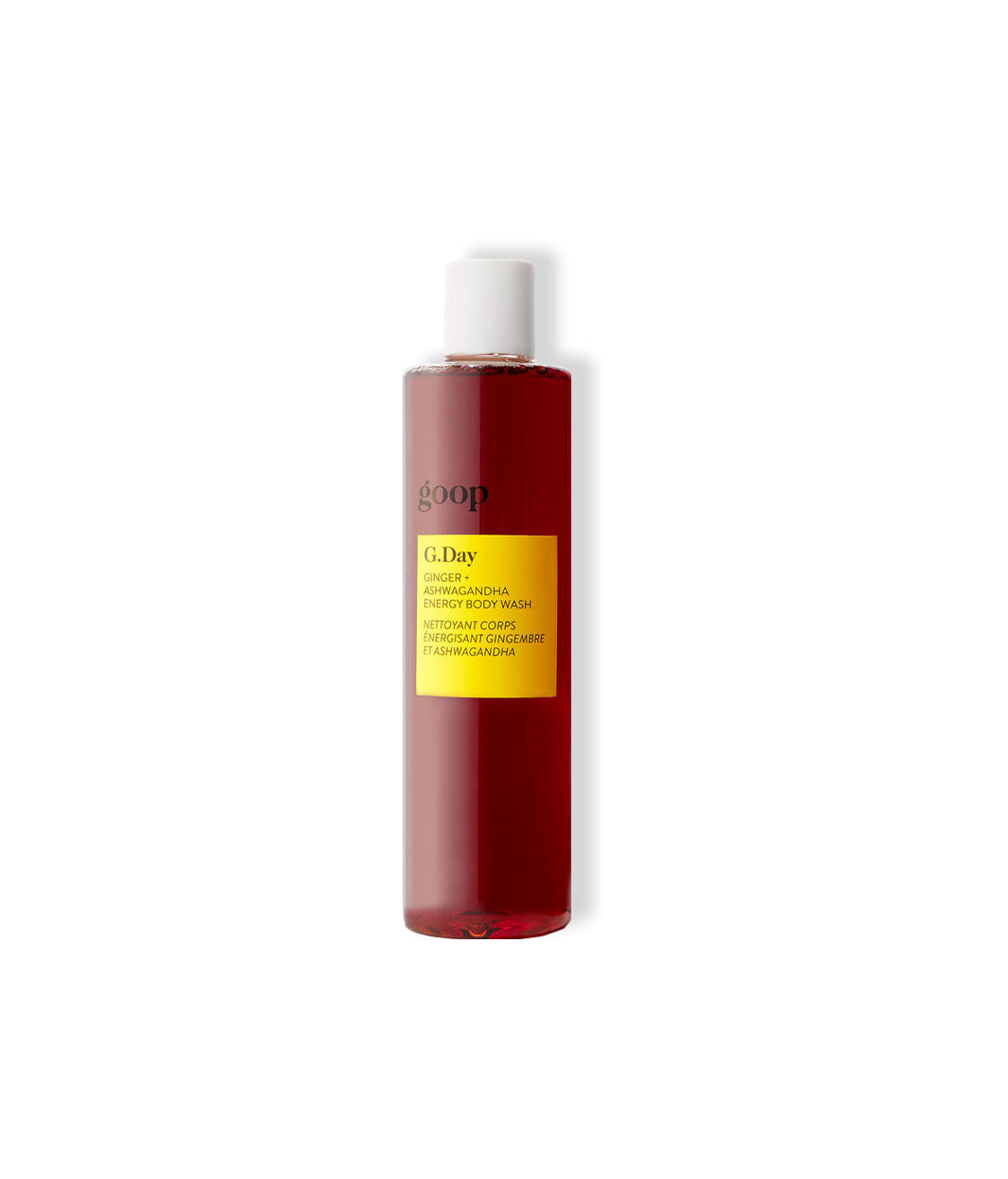 Ginger Ashwagandha Body Wash - LEMON LAINE - Bath & Shower - Goop