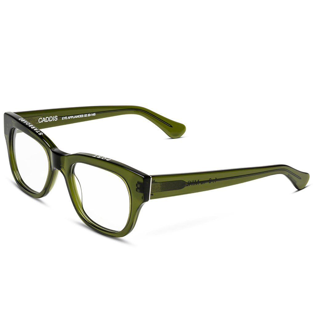 Miklos 'Heritage Green' blue-light blockers