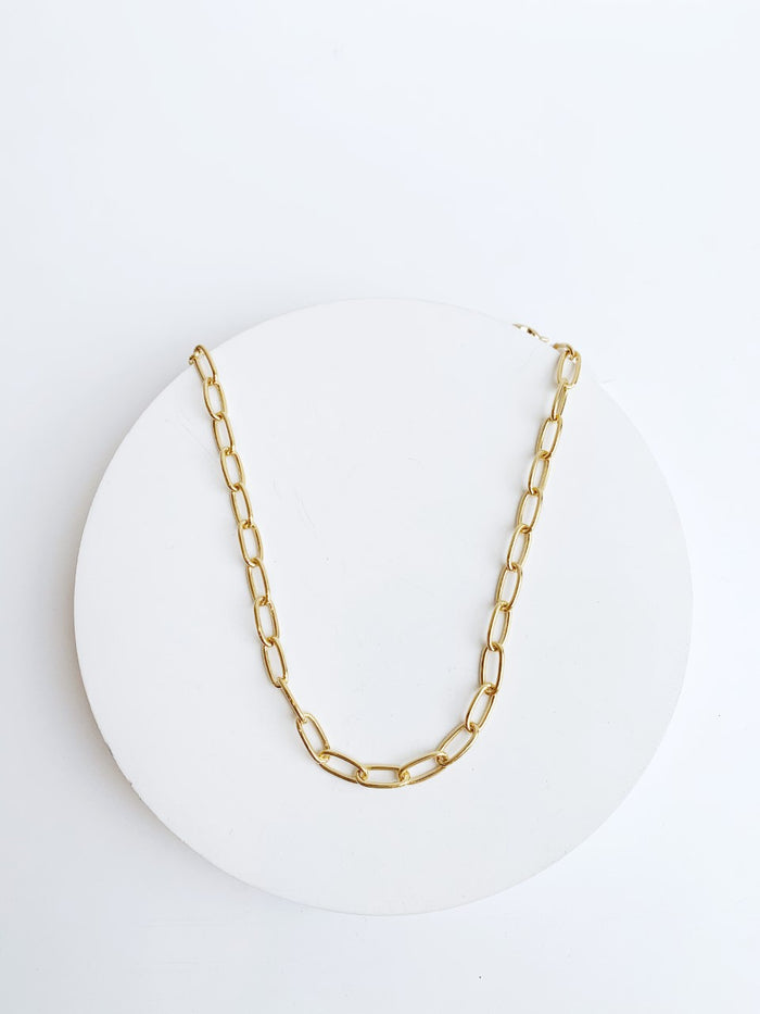 Gold 'Talia' Necklace