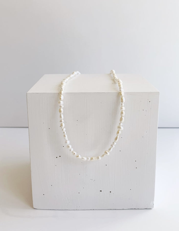 Freshwater Pearl Renata Necklace