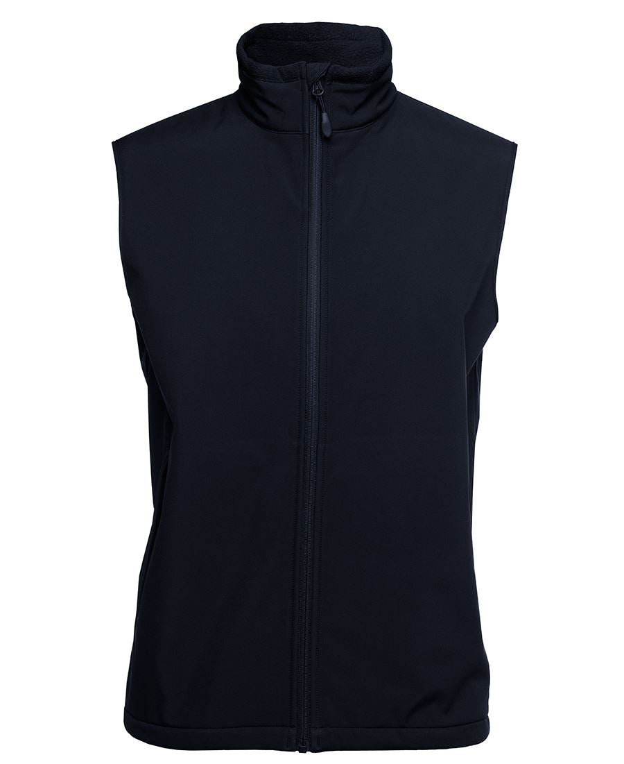 Water Resistant Softshell Vest (Mens)