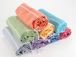 ACTIV EMBROIDERY DESIGNS.  CLASSIC Turkish Towel,