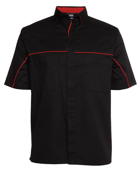 ACTIV EMBROIDERY DESIGNS.UNIFORMS, WORKWEAR, Podium Industry Shirt