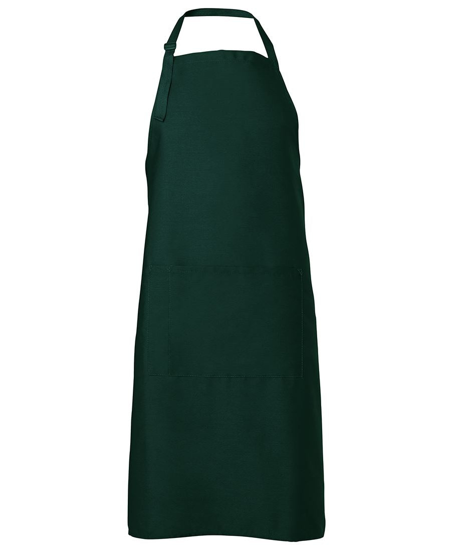 ACTIV EMBROIDERY DESIGN, UNIFORMS. JB Apron With Pocket (86 x 93)