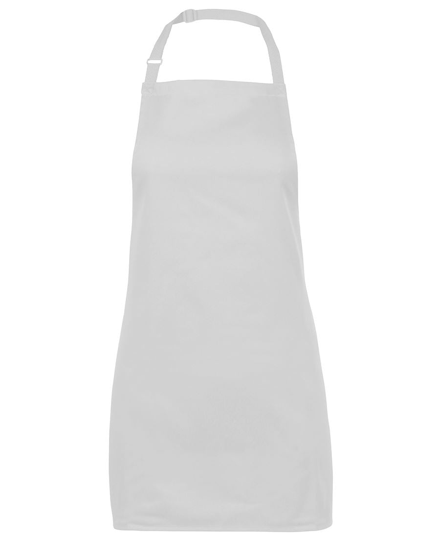 ACTIV EMBROIDERY DESIGNS. UNIFORMS. Bib Apron Without Pocket