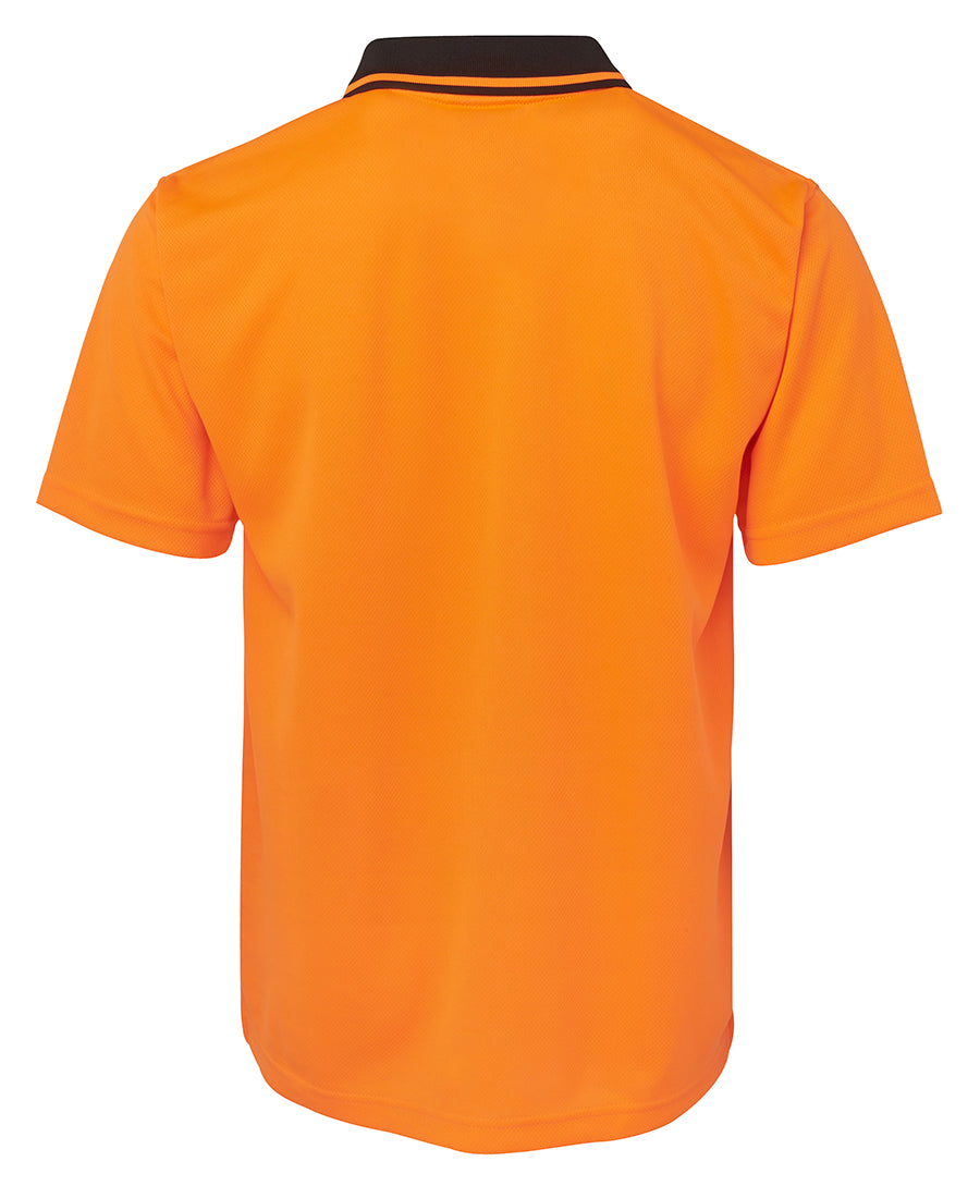 Hi Vis Traditional Polo (Unisex)