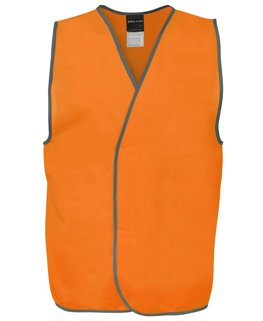 Hi Vis Safety Vest (Unisex)