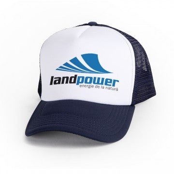 ACTIV EMBROIDERY DESIGN, UNIFORMS. Trucker Cap