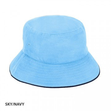 Bucket Hat Sandwich Design