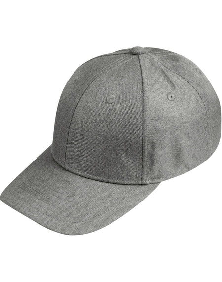 ch33 Premium Heather Polyester Baseball Cap