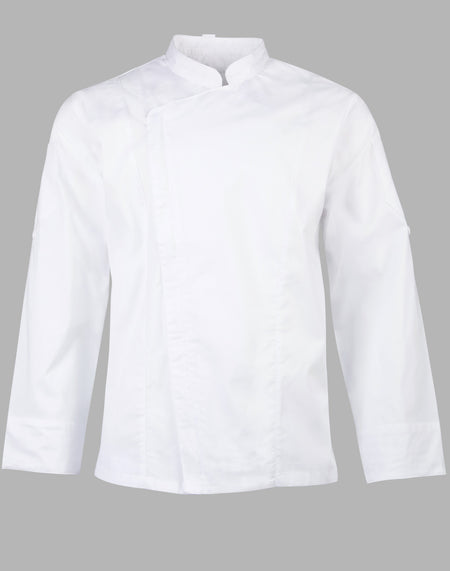 BENCHMARK CJ03 Functional Chef Jacket (Mens)