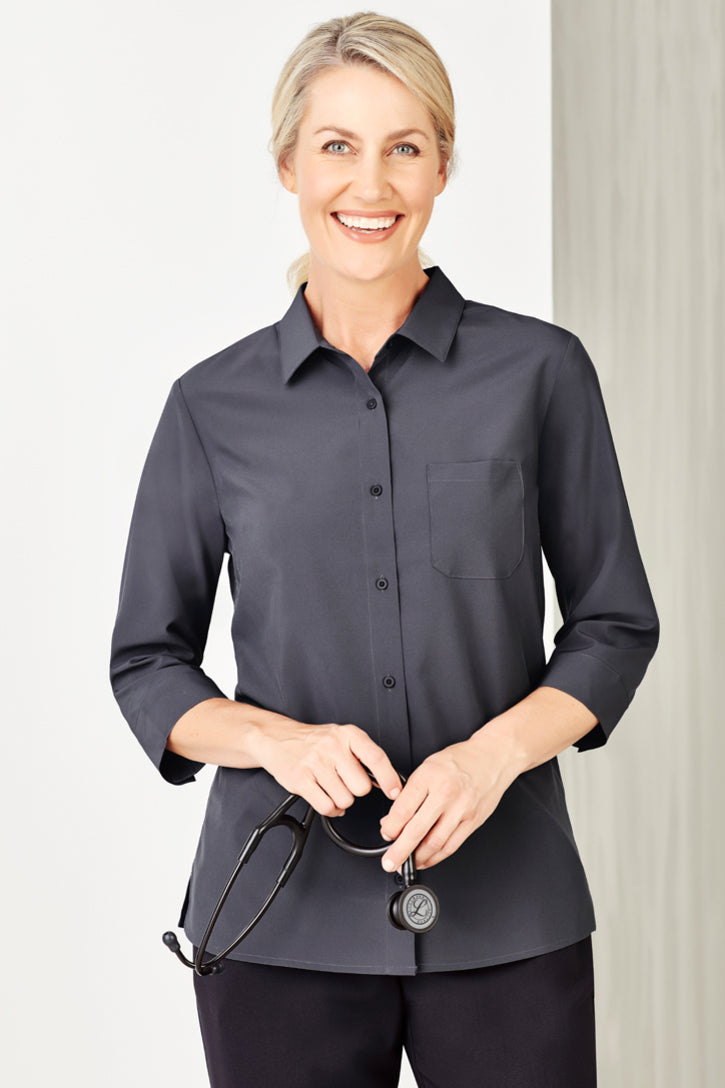 Bizcare, Easy Stretch 3/4 Sleeve Shirt