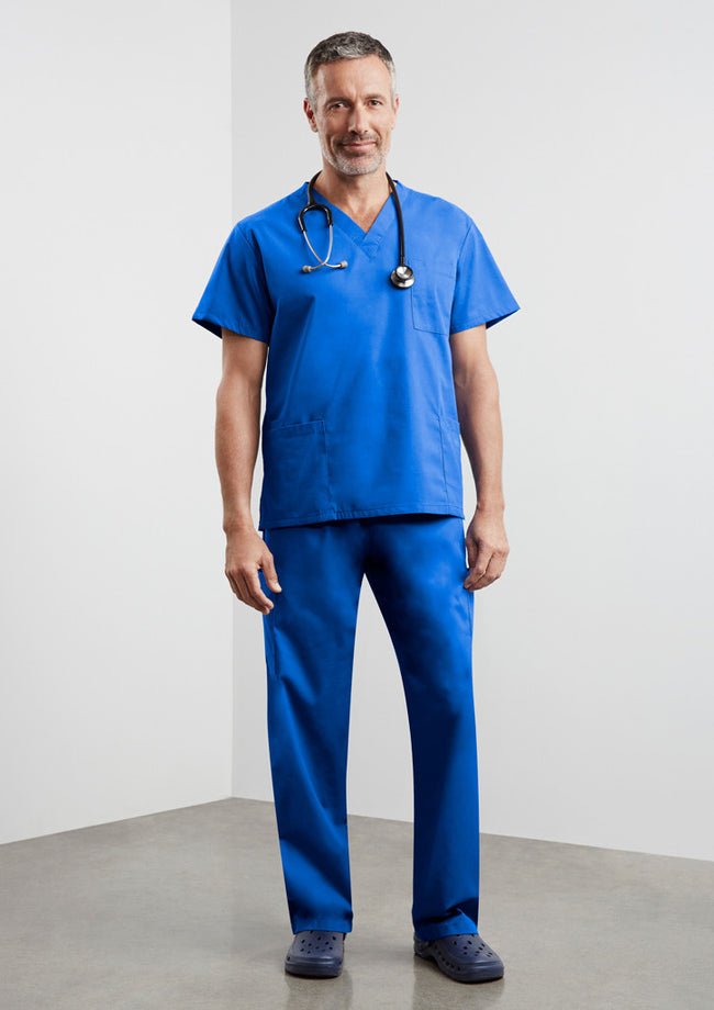 HEALTHCARE UNIFORMS. UNISEX CLASSIC SCRUBS TOP