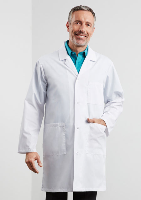 ACTIV EMBROIDERY DESIGNS. LAB COAT