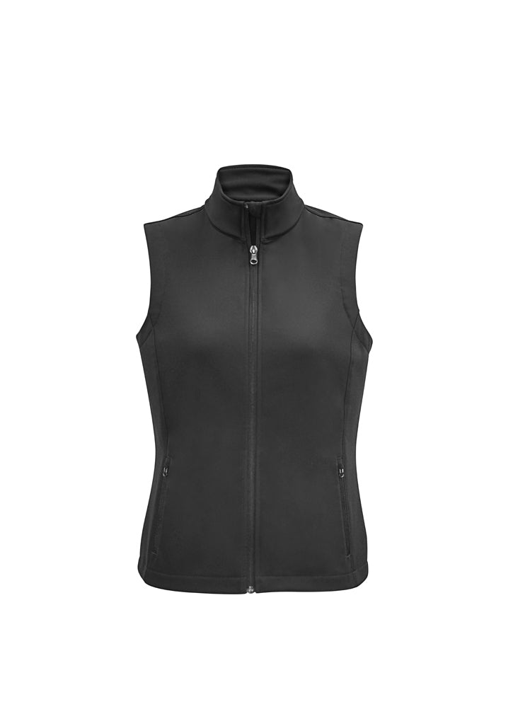 ACTIV EMBROIDERY DESIGNS.UNIFORMS. WORKWEAR.LADIES APEX  VEST