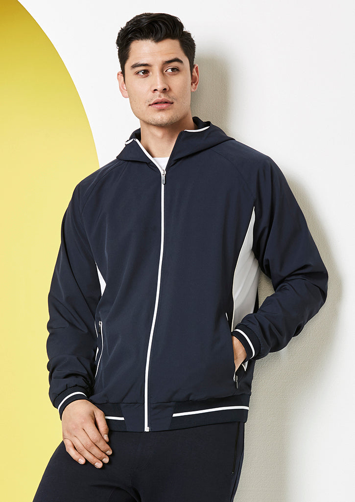 ACTIV EMBROIDERY DESIGNS. BIZ COLLECTION Titan Team Jacket (Mens)