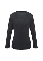 ACTIV EMBROIDERY DESIGNS. UNIFORMS. MILANO CARDIGAN. LADIES.