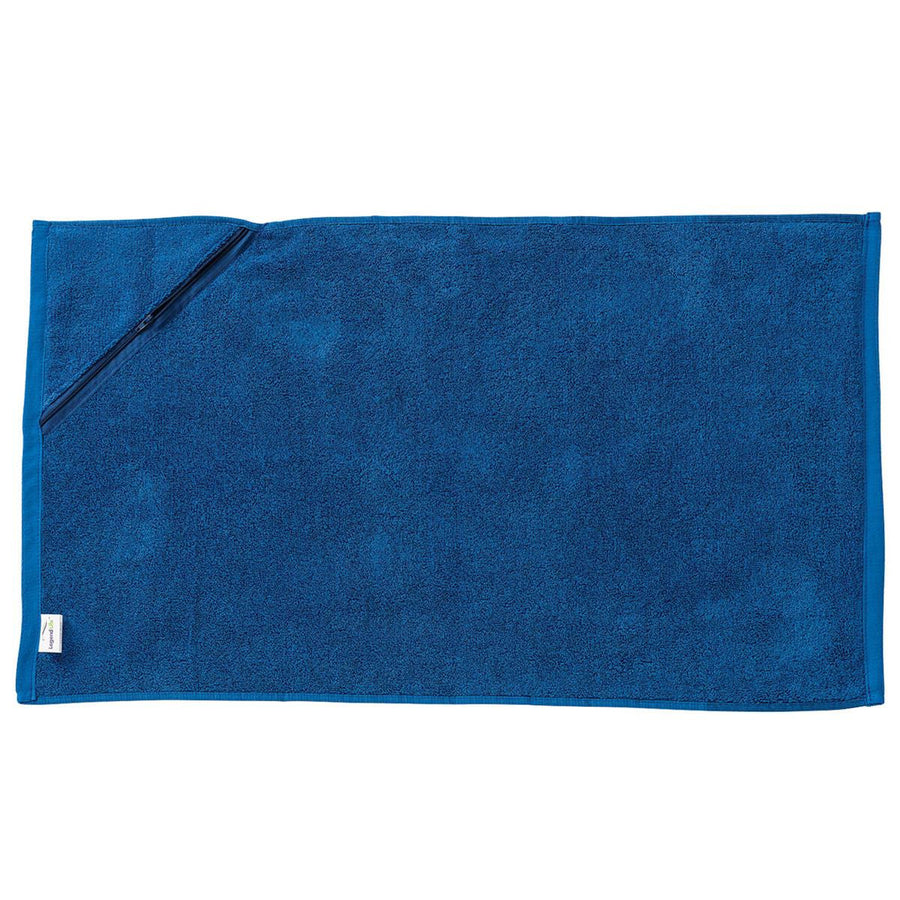 Elite Gym Towel with Pocket