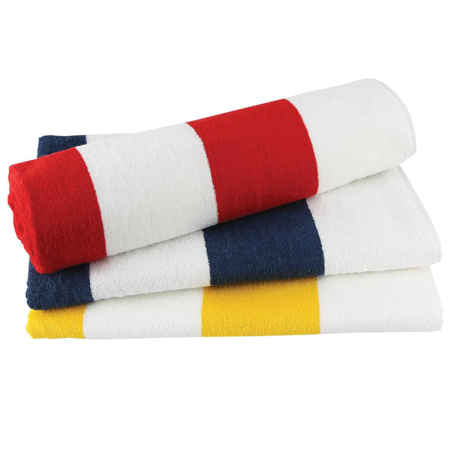 ACTIV EMBROIDERY DESIGNS. MERCHANDISE. TW07 STRIPED TOWEL.