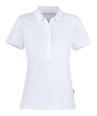 ACTIV EMBROIDERY DESIGNS,JAMES HARVEST,Neptune 100% Cotton Polo (Woman)