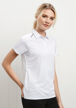 BIZ COLLECTION Academy Polo (Ladies)
