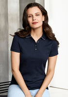 biz collection p106ls Aston Polo (Ladies)