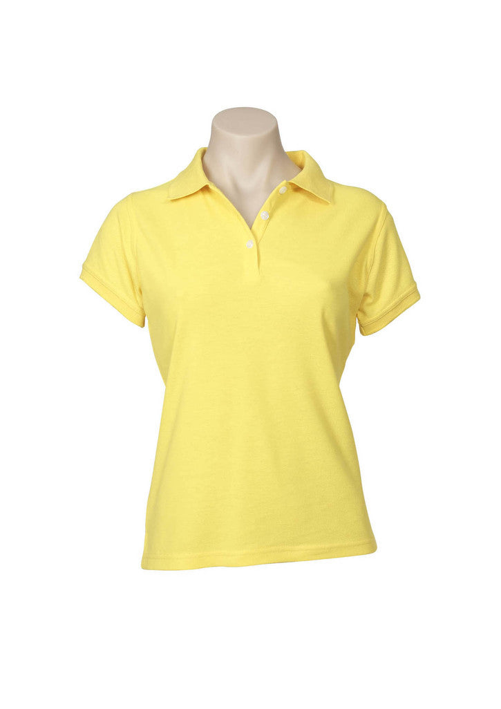 LADIES NEON POLO