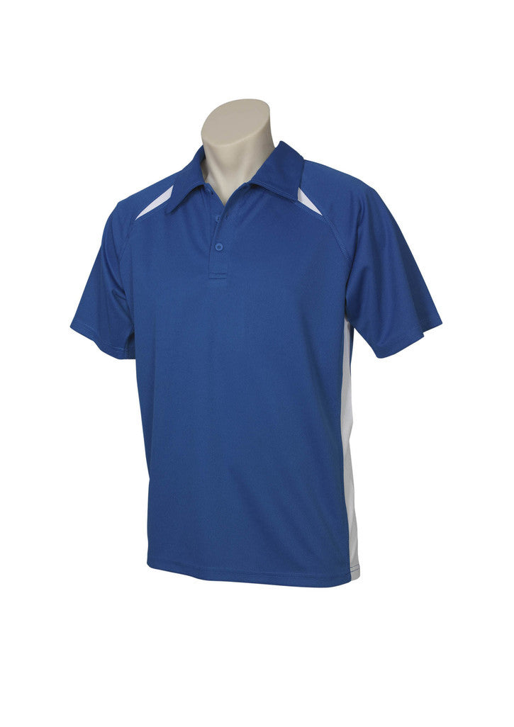 MENS SPLICE POLO