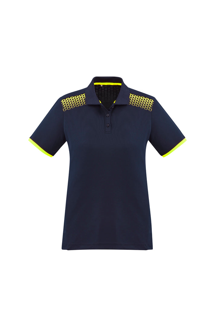 ACTIV EMBROIDERY DESIGNS.BIZ COLLECTION Galaxy Polo (Ladies)