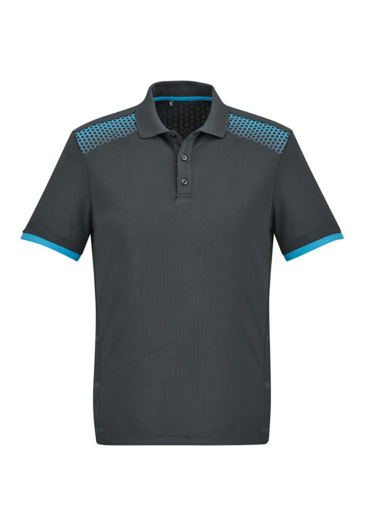 ACTIV EMBROIDERY DESIGNS. BIZ COLLECTION Galaxy Polo (Mens)