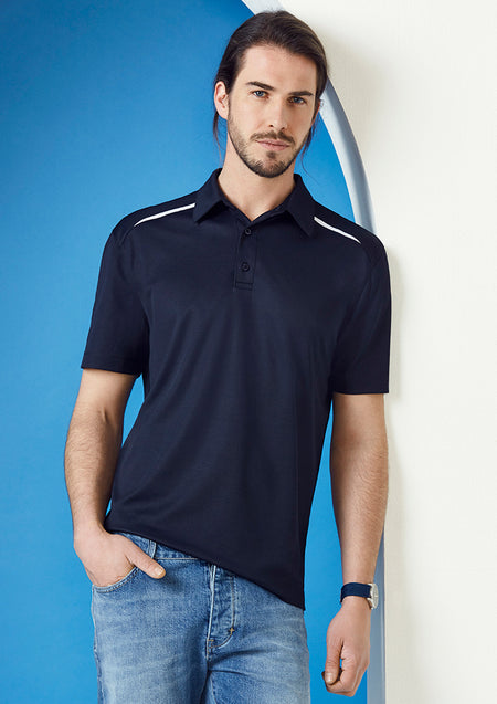 ACTIV EMBROIDERY DESIGNS.BIZ COLLECTION Sonar Polo (Mens)